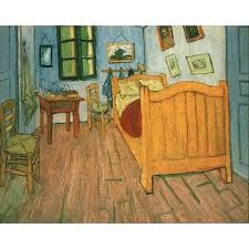 vincent van gogh bedroom vincent s bedroom in arles by vincent van gogh judaica art