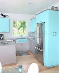 blue modern kitchen blue kitchen 60 color inspirations home decoo