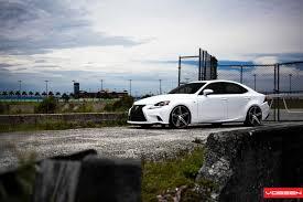 custom lexus is 350 vossen wheels lexus is vossen cv5