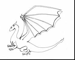 good smaug hobbit dragon coloring pages with easy drawings