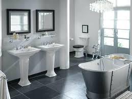 bathroom inspiration ideas modern gray tile bathroom toberane me
