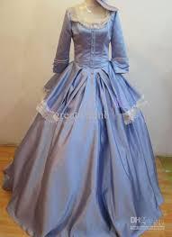2017 light blue medieval dress renaissance lace gown queen costume