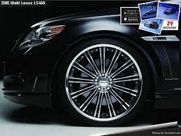xe lexus ls460 hình ảnh xe độ wald lexus ls460 2010 u0026 nội ngoại thất terocket