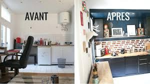 astuce pour amenager cuisine interieur de la maison des avant apras astuces raccup et diy