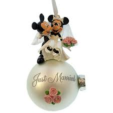 your wdw store disney ornament mickey minnie mouse