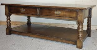 Distressed Oak Coffee Table Antiques Atlas Distressed Oak Coffee Table Ezol Decor