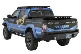 toyota product line rear bumpers warrior products