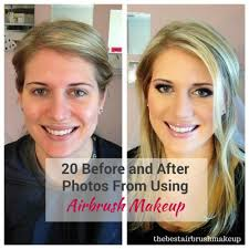 best professional airbrush makeup airbrush makeup before and after before and after