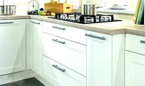 changer les portes des meubles de cuisine porte facade cuisine changer facade cuisine poignees placard meuble