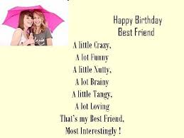 birthday greeting card for best friend birthday cards for friends