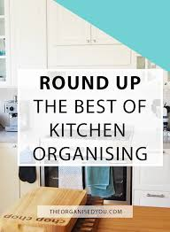getting the best decor through the color kitchen cabinets pictures round up the best of kitchen organising blog home organisation