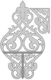 scroll saw patterns free fretwork cross pattern by