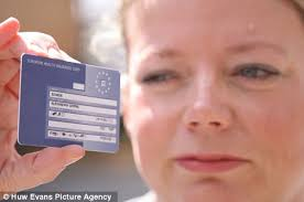 millions duped into paying for free eu health cards daily mail