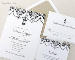 dove wedding invitations lantern wedding invitations paperwhites wedding invitations