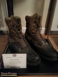 myer s boots premiere props michael myers rob s michael