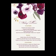 Customized Wedding Programs Menus Archives Noted Occasions Unique And Custom Wedding