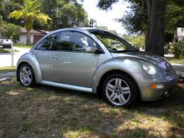 2003 volkswagen new beetle information and photos zombiedrive