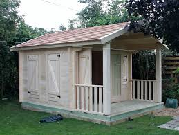 insulated large garden building friendly on cost even though the