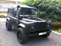 jeep defender for sale 1999 land rover defender 90 for sale 500 000 rs rivière