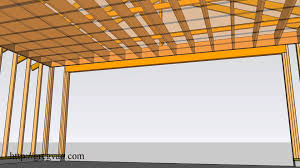 avoid putting extra weight on garage header u2013 design and
