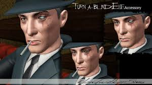 Turn A Blind Eye My Sims 3 Blog Turn A Blind Eye One Blind Eye Accessory By