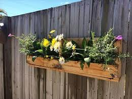 pallet patio planter for wall pallet furniture