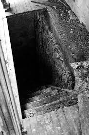astoria oregon rust the basement steps