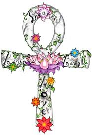 42 best ankh flower tattoo images on pinterest tattoo