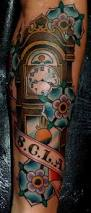 best 25 grandfather clock tattoo ideas on pinterest traditional