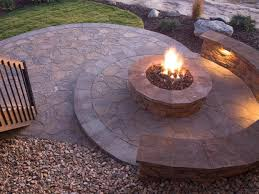 Home Made Firepit Pit Burner Home Design 15 Cheap Pits For Your