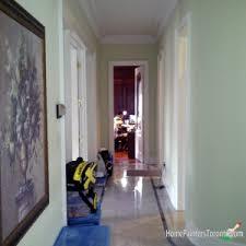 narrow hallway painting ideas