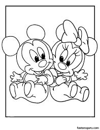 baby disney characters coloring pages widescreen coloring baby