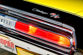 Dodge Challenger Tail Lights - this 1970 dodge challenger u2014and 3 friends u2014saved a life rod