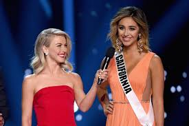 miss california usa flubs question about the economy new york post