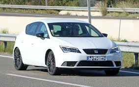 2017 seat leon cupra r prototype has awd quad exhaust autoevolution