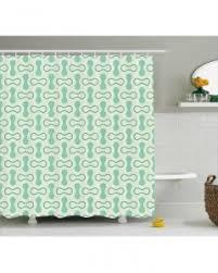 Mint Shower Curtain Fabric Shower Curtain Elegant Umbrella Indian Print For Bathroom