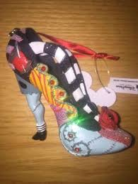 annabelle cow shoe ornament disney shoe ornaments owned