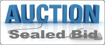 auction bid sealed bid auction city of seneca