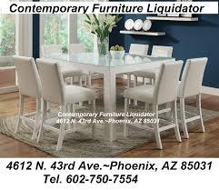 Dining Room Tables Phoenix Az Bar Pubs Sets Modern Furniture Phoenix Furniture Discount