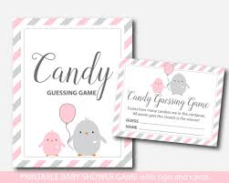 baby shower guessing chicken candy guessing m ms guessing chicken baby