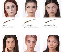 How To Pencil In Eyebrows Arch Brow Sculpting Pencil Hourglass Sephora