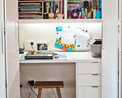 Desk Ideas For Small Bedrooms 35 Homeschool Room Ideas For Small Spaces With Pictures