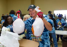 why does the us celebrate thanksgiving morongo donates 13 000 turkeys to mark 30th anniversary of annual