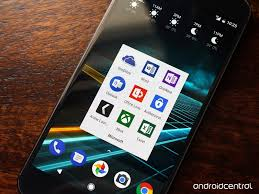 best for android best microsoft apps for android android central