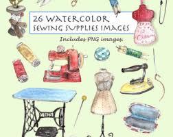 clip art watercolor home improvement tools set 17 images