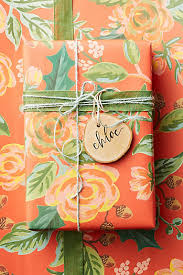 rifle paper co gift wrap wrapping paper tags card