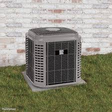 air conditioner repair the family handyman