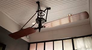 pulley driven ceiling fans pulley driven ceiling fans ceiling fan design pulley ceiling fan