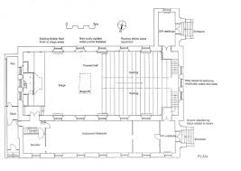 Scaled Floor Plan Reid Studio Blog Reid Stage Plan Scaled