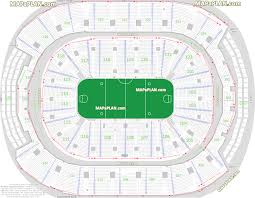 Greensboro Coliseum Floor Plan Acc Concert Map Air Canada Centre Seating Leafs Inspiring World